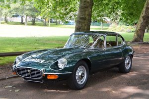 Picture of 1972 Jaguar E-Type V12 Coupe For Sale by Auction