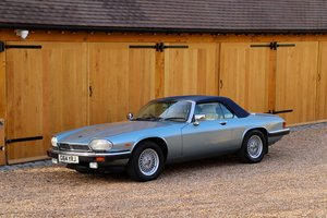 Picture of Jaguar XK-S Convertible Auto, 1990.    29,800 miles from new For Sale