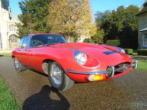 Picture of 1969 Jaguar E-type series 2 FHC manaul 4.2L. For Sale