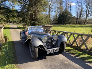 Picture of 1938 SS Jaguar 2 1/2 litre Sports For Sale