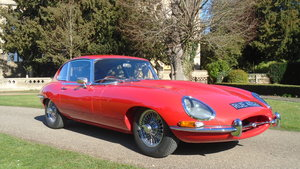 Picture of 1968 Jaguar E-type 4.2 Series 1 2+2 Overdrive. For Sale