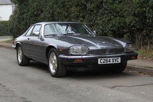 Picture of 1986 Jaguar XJS 3.6 Manual - Ex Factory promotion car For Sale