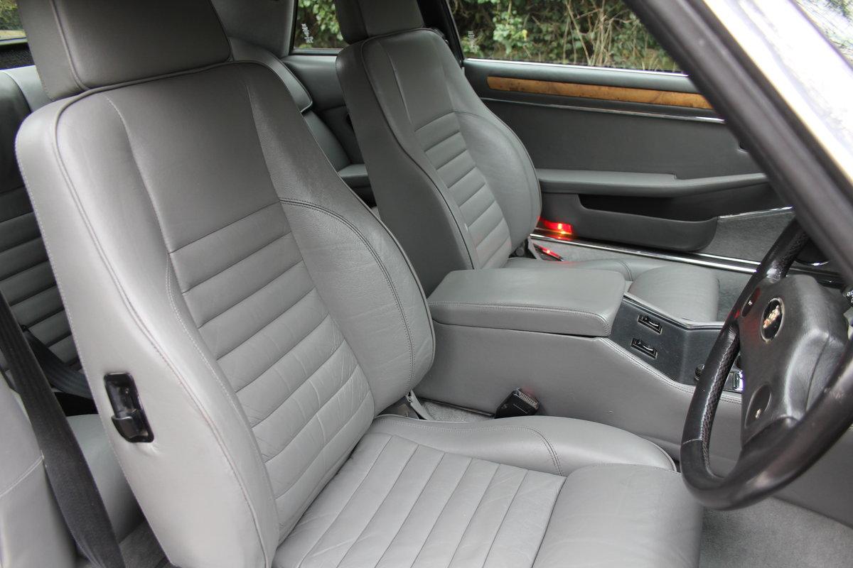 1986 Jaguar XJS 3.6 Manual - Ex Factory promotion car For Sale (picture 9 of 18)
