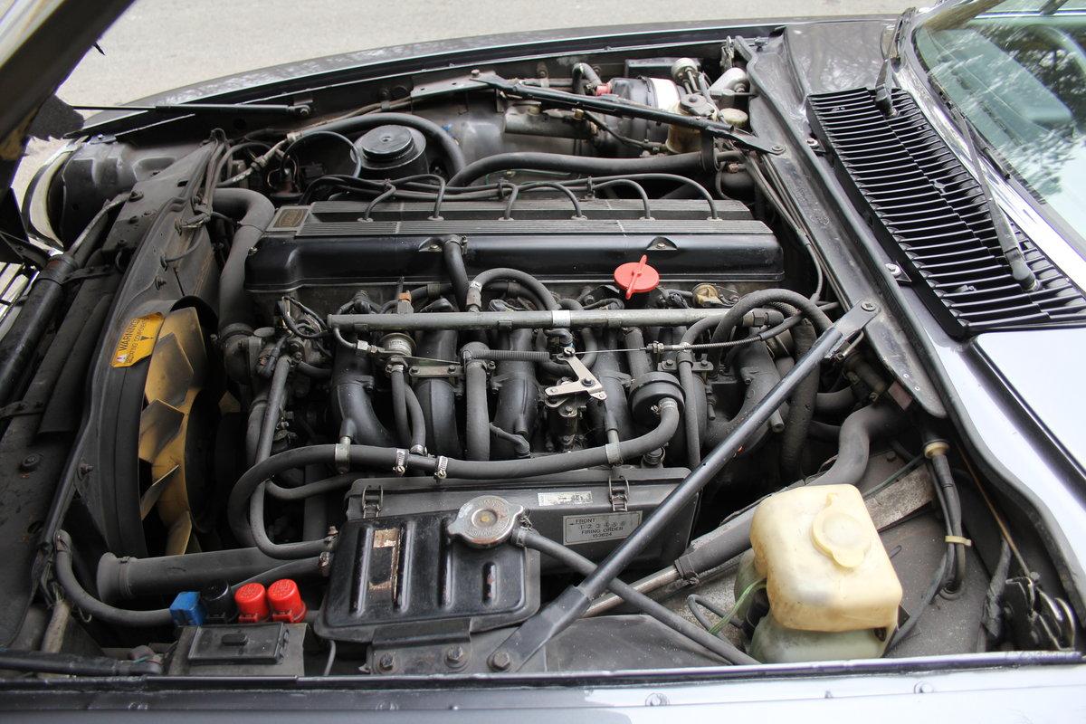 1986 Jaguar XJS 3.6 Manual - Ex Factory promotion car For Sale (picture 17 of 18)