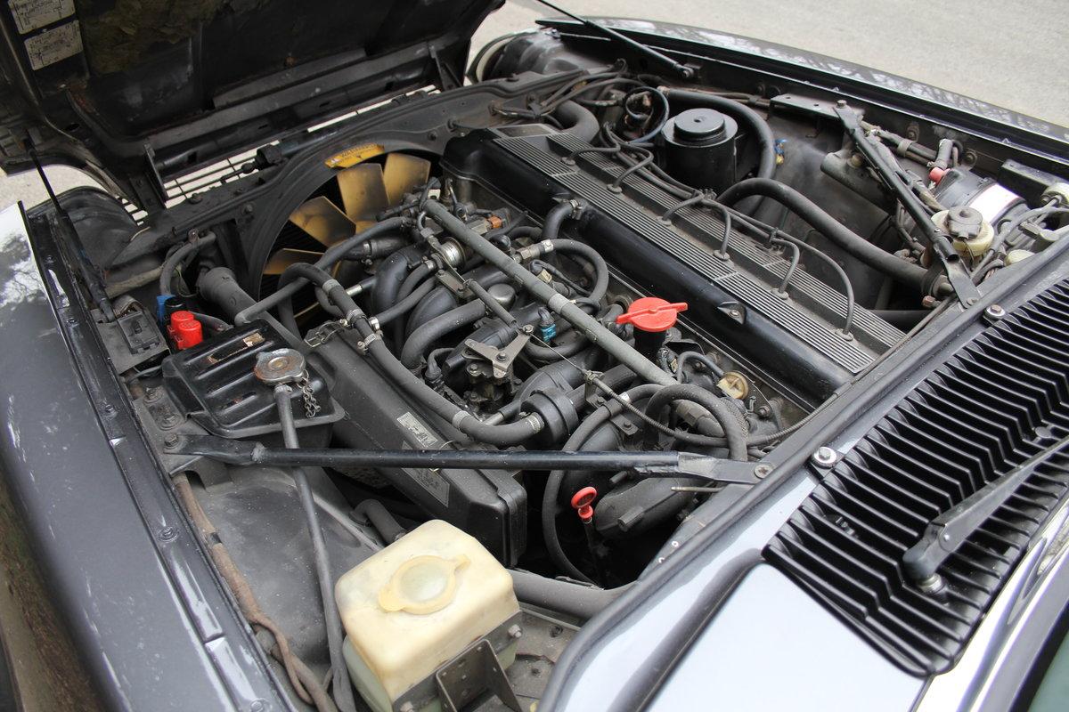 1986 Jaguar XJS 3.6 Manual - Ex Factory promotion car For Sale (picture 18 of 18)