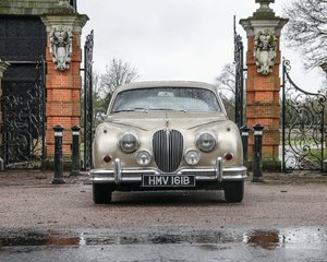 Picture of 1964 Jaguar Mk. II (3.4 litre) For Sale by Auction