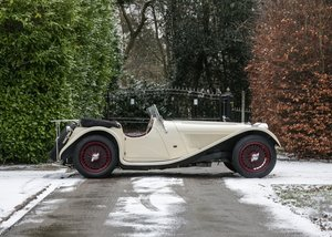 Picture of 1963 Jaguar SS100 by Suffolk Engineering For Sale by Auction