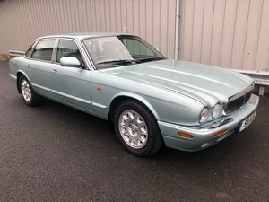 Picture of 2000 X JAGUAR XJ XJ8 3.2 V8 EXECUTIVE 240 BHP WITH JUST 58K SOLD