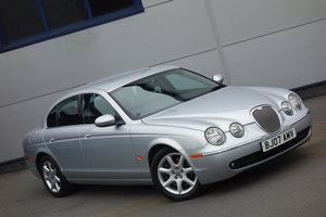 Picture of 2007 Jaguar S-Type 3.0XS Auto Petrol, FSH, A/C, Leather For Sale