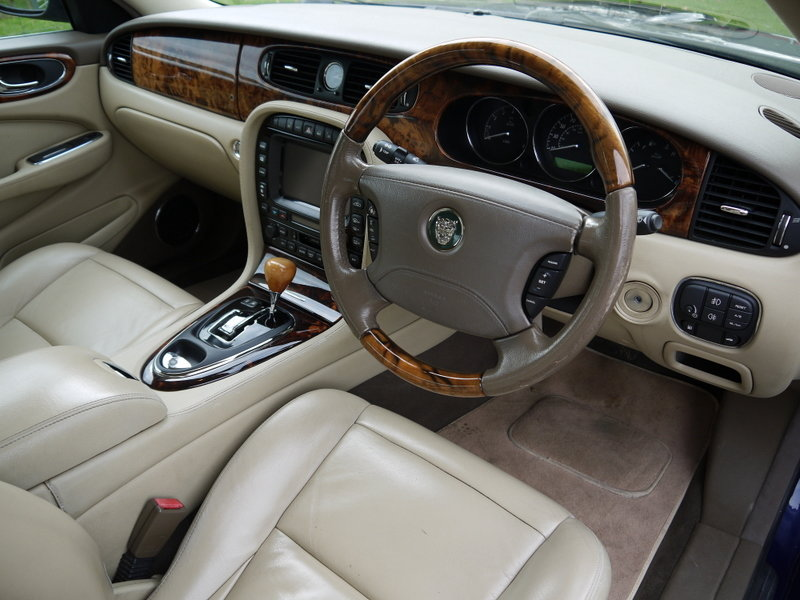 2005 54 Jaguar XJ Series X350 XJ6 3.0 V6 SE Auto For Sale ...