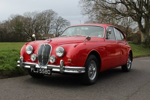 Picture of Jaguar MKII 3.4 Manual 3.4 1966 - To be auctioned 26-01-21 For Sale by Auction