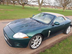 Picture of 2008 LHD JAGUAR XKR 4.2, CONVERTIBLE, LEFT HAND DRIVE For Sale