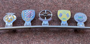 Picture of 1950 Badge Bar - Badges For Sale