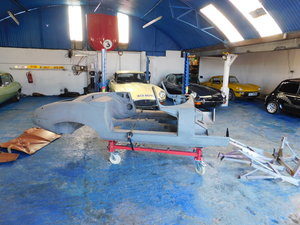 Picture of 1972 JAGUAR E TYPE V12 ROADSTER BODY For Sale