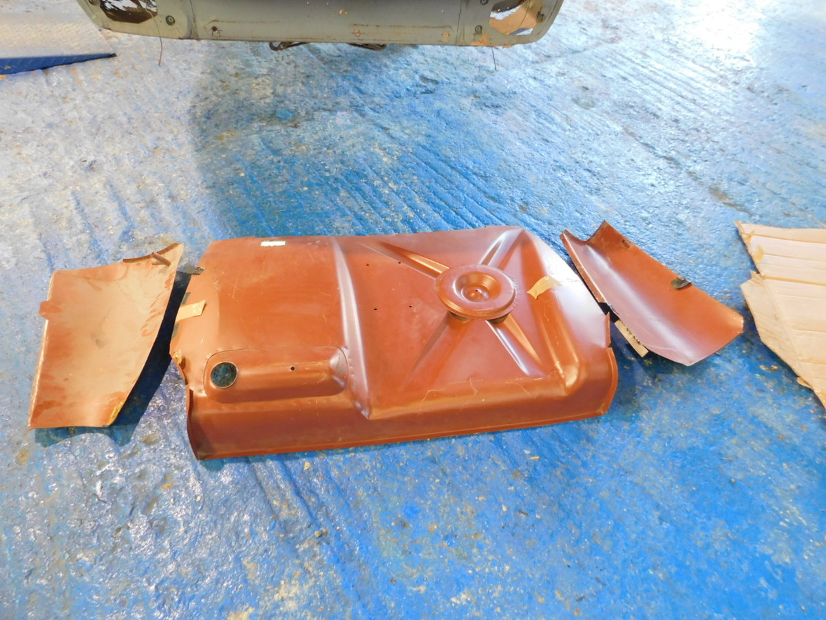 1972 JAGUAR E TYPE V12 ROADSTER BODY For Sale (picture 6 of 25)
