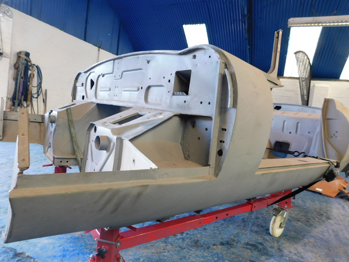 1972 JAGUAR E TYPE V12 ROADSTER BODY For Sale (picture 14 of 25)