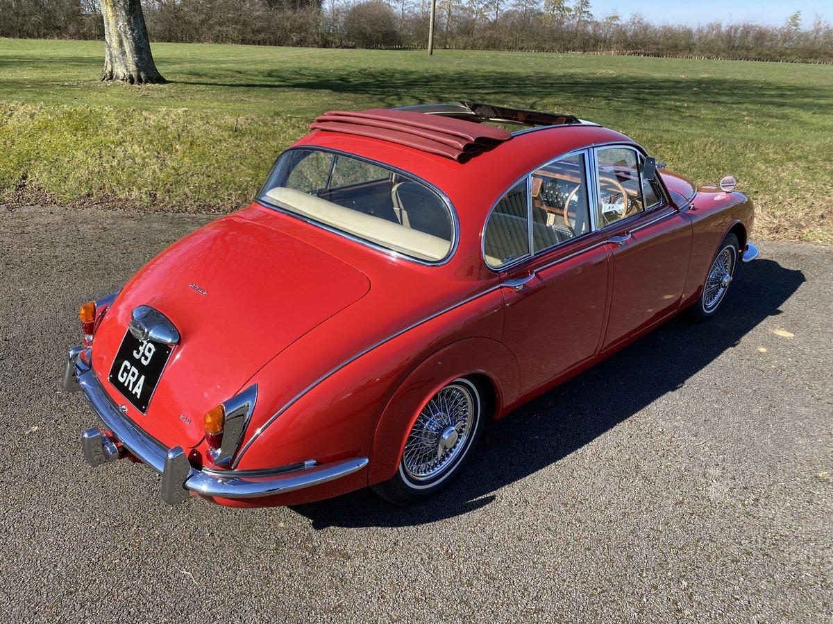 1967 Jaguar Mk2 340 For Sale   Car and Classic