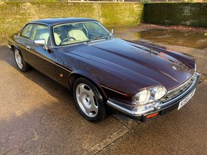 Picture of 1993 Jaguar XJS 4.0 Coupe Auto+nice condition and history For Sale