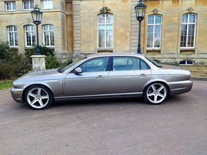 Picture of 2009 JAGUAR XJ SERIES 2.7 TDVI SOVEREIGN LWB WITH PRIVATE PL For Sale