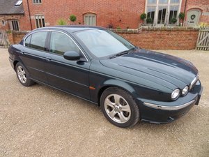 Picture of JAGUAR X-TYPE 3.0 V6 AUTO SE 2002 18K MILES FROM NEW 1 OWNER For Sale