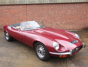 Picture of 1973 Jaguar E Type S3 V12 Roadster For Sale