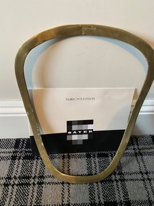 Picture of 1951 C Type Jaguar Genuine Brass Grill Surround For Sale
