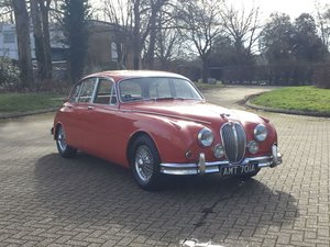 Picture of 1963 Jaguar 3.4 Mk 2 Manual For Sale by Auction
