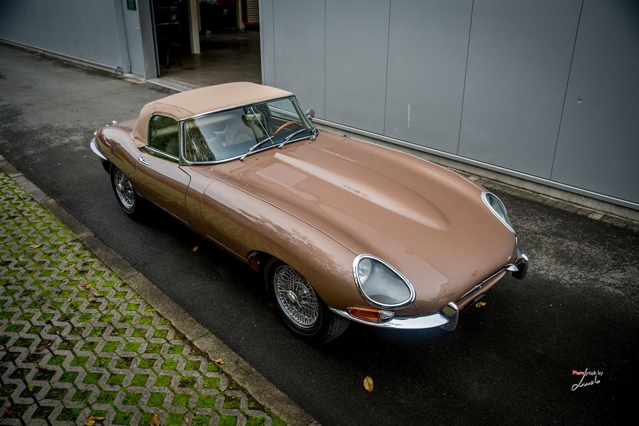 1961 Jaguar E-type Series 1 3.8 Flat Floor For Sale (picture 2 of 17)