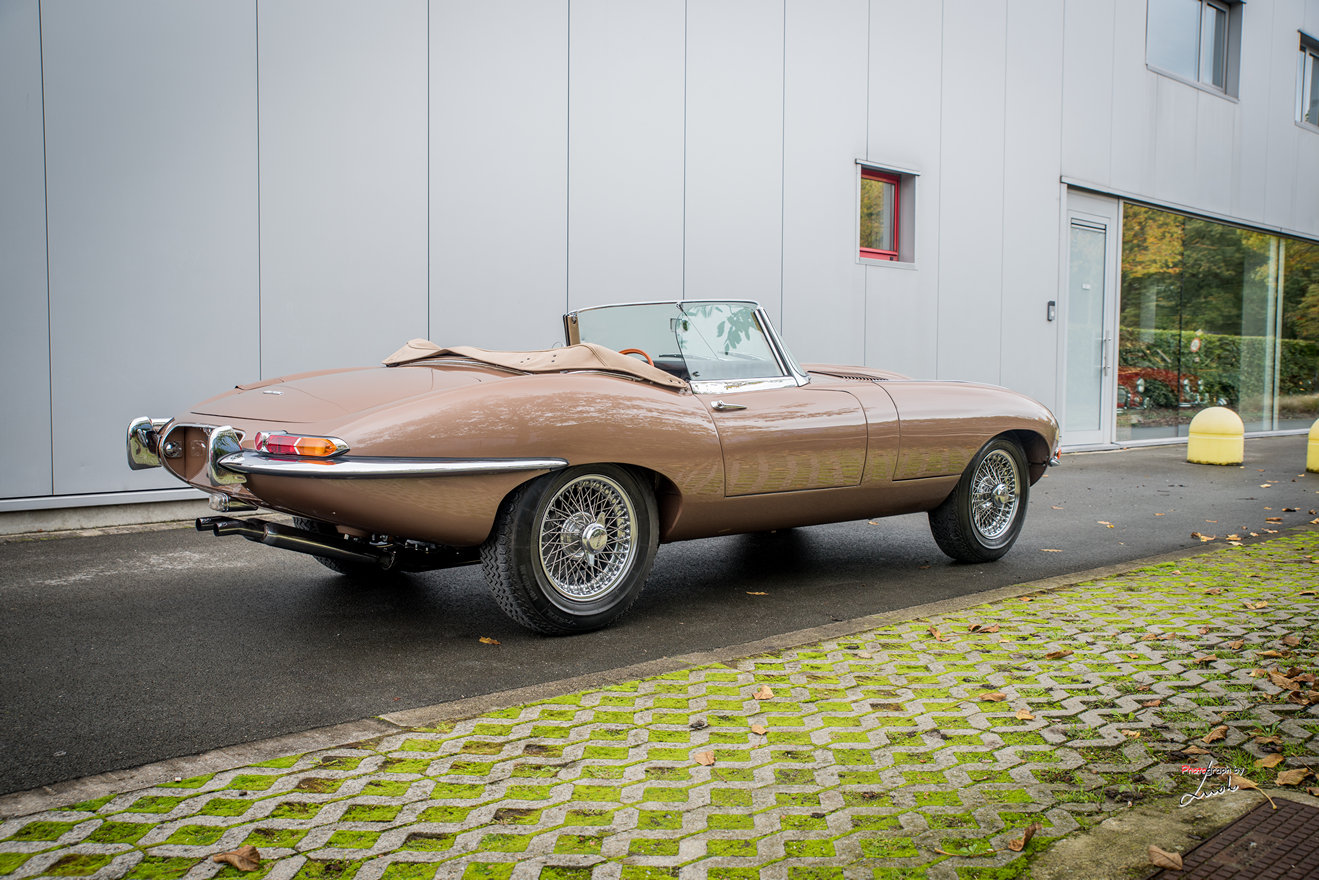1961 Jaguar E-type Series 1 3.8 Flat Floor For Sale (picture 3 of 17)