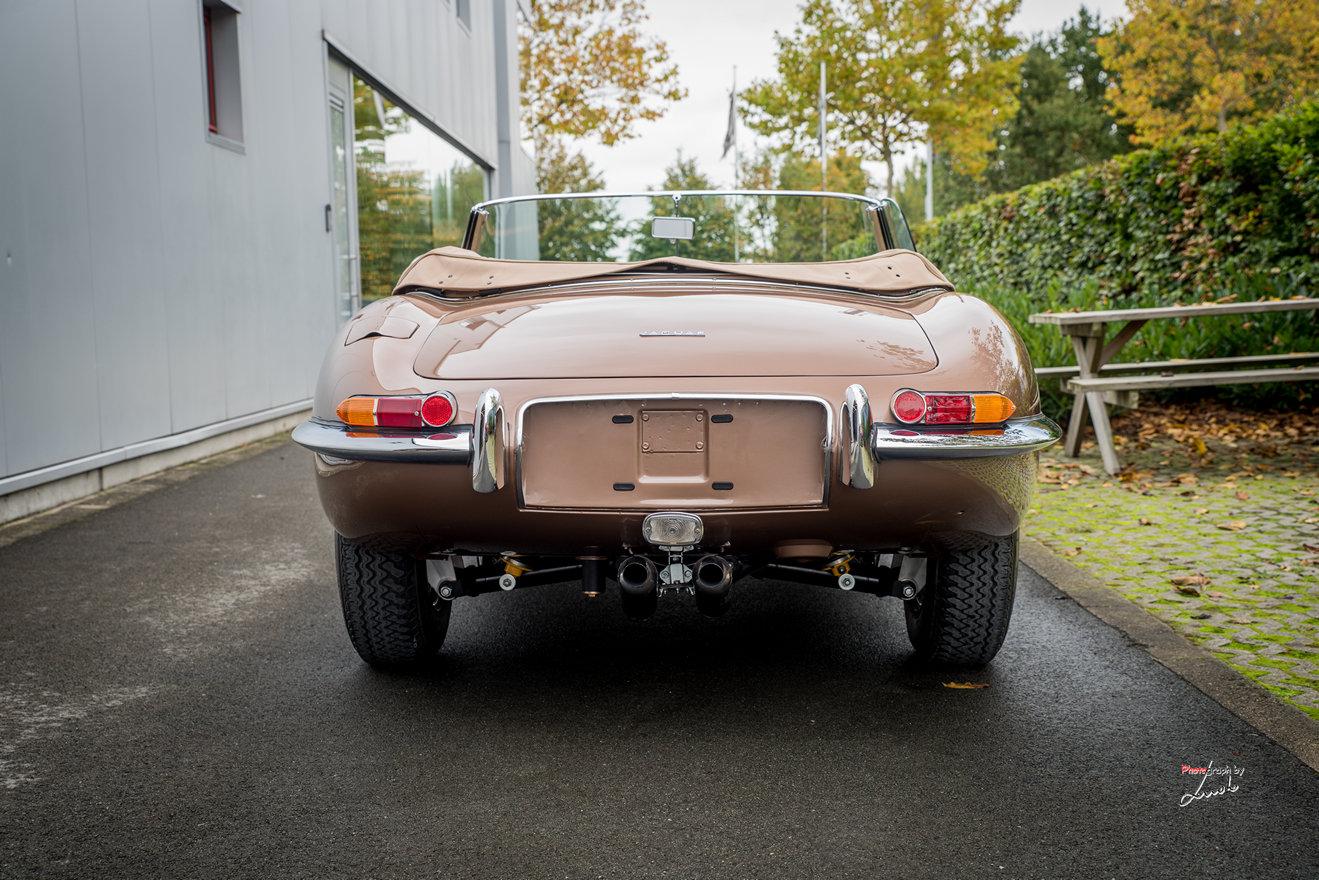1961 Jaguar E-type Series 1 3.8 Flat Floor For Sale (picture 4 of 17)