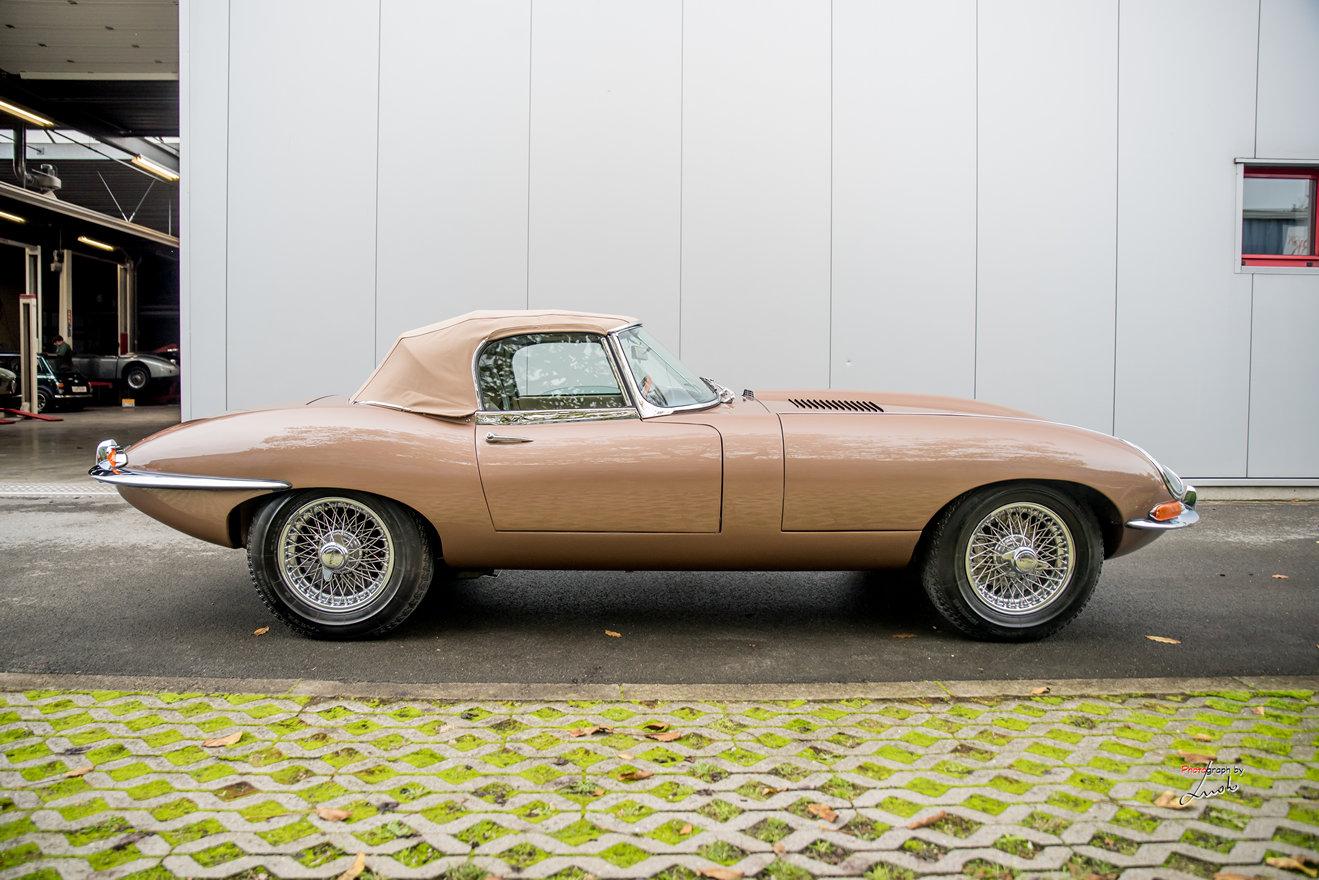 1961 Jaguar E-type Series 1 3.8 Flat Floor For Sale (picture 5 of 17)