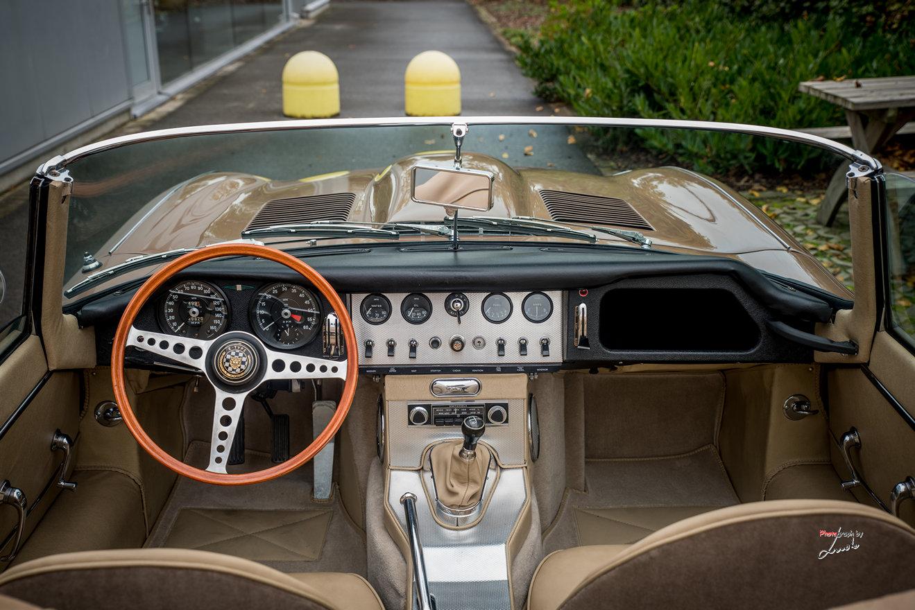 1961 Jaguar E-type Series 1 3.8 Flat Floor For Sale (picture 6 of 17)