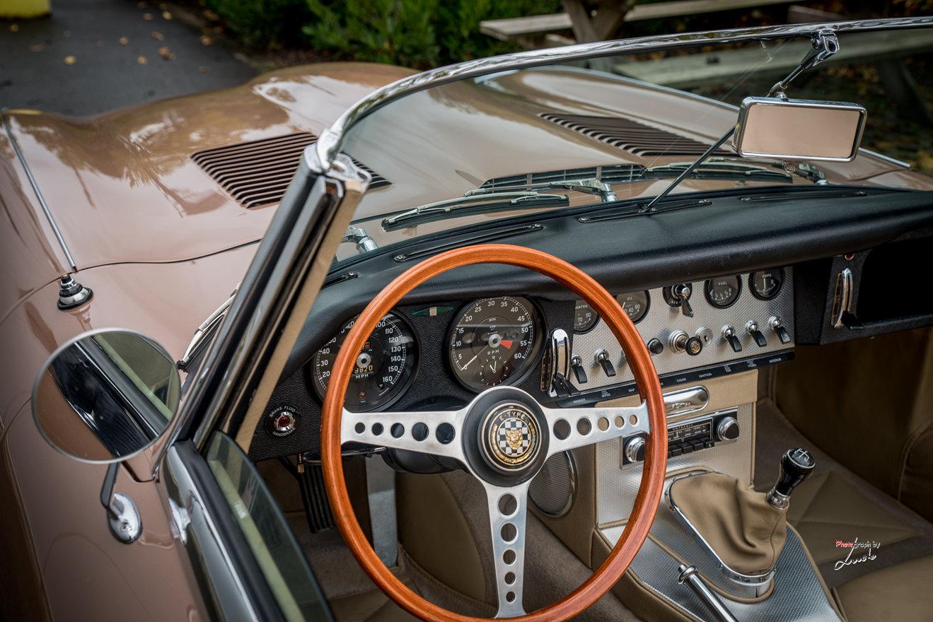 1961 Jaguar E-type Series 1 3.8 Flat Floor For Sale (picture 7 of 17)