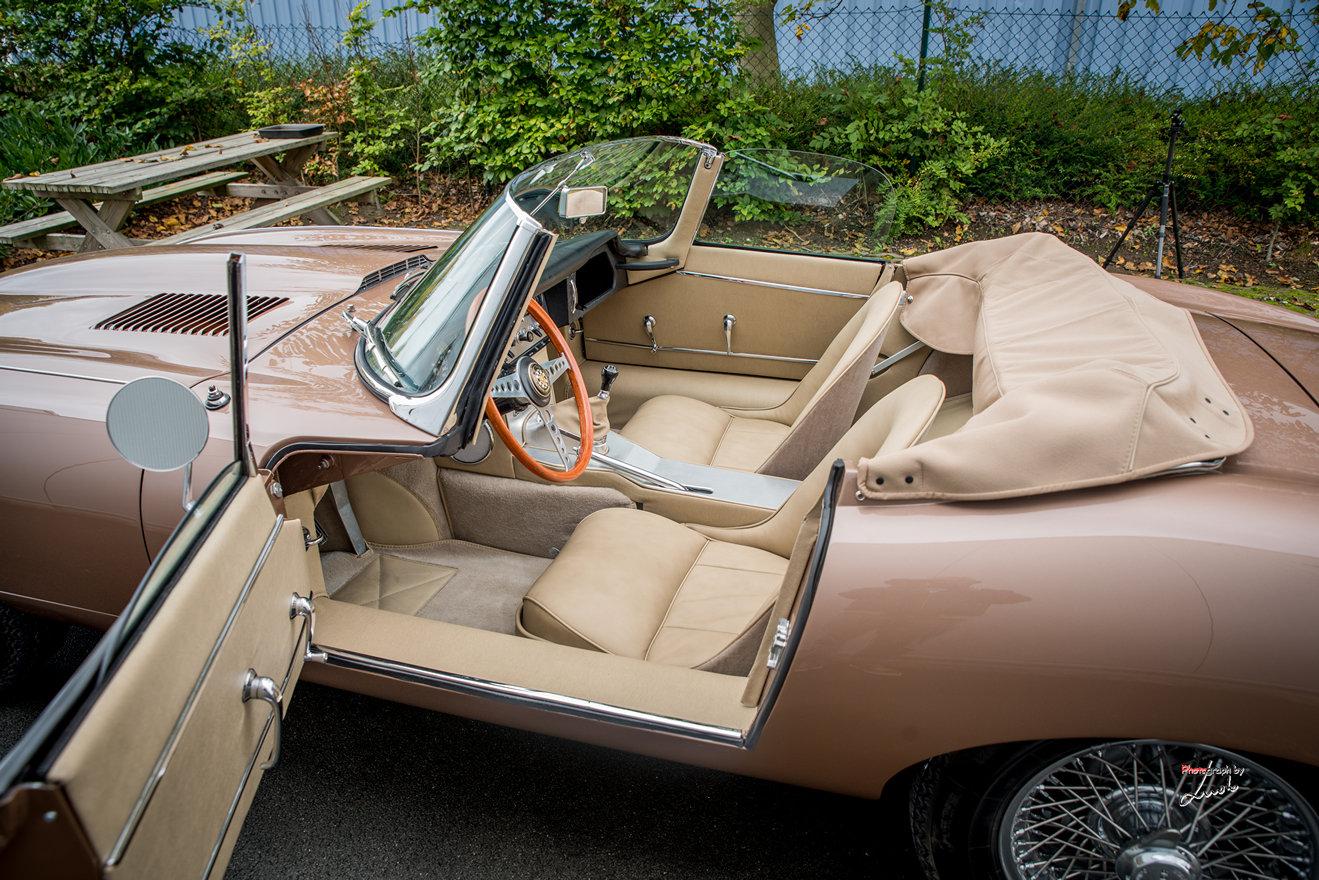 1961 Jaguar E-type Series 1 3.8 Flat Floor For Sale (picture 8 of 17)