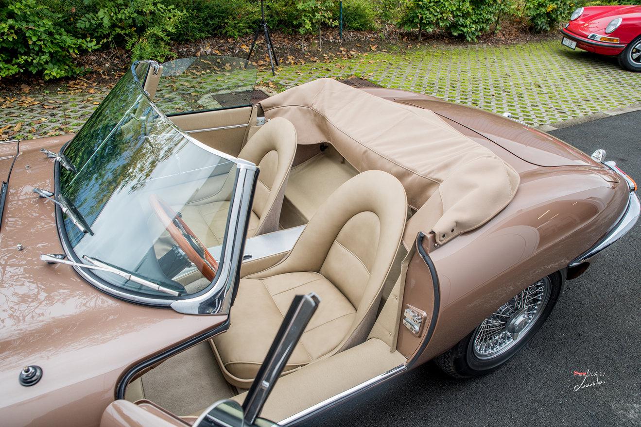 1961 Jaguar E-type Series 1 3.8 Flat Floor For Sale (picture 10 of 17)