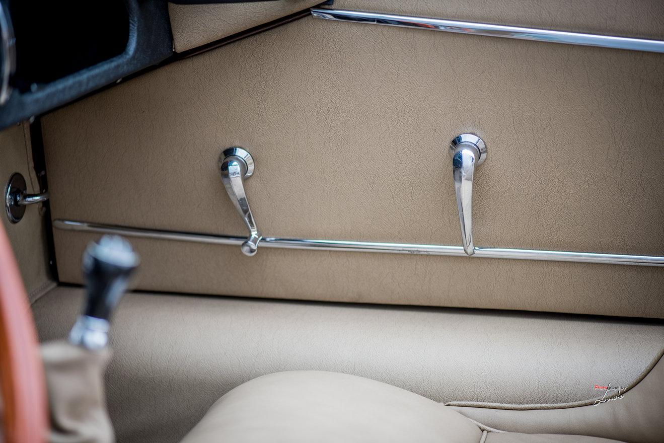 1961 Jaguar E-type Series 1 3.8 Flat Floor For Sale (picture 11 of 17)