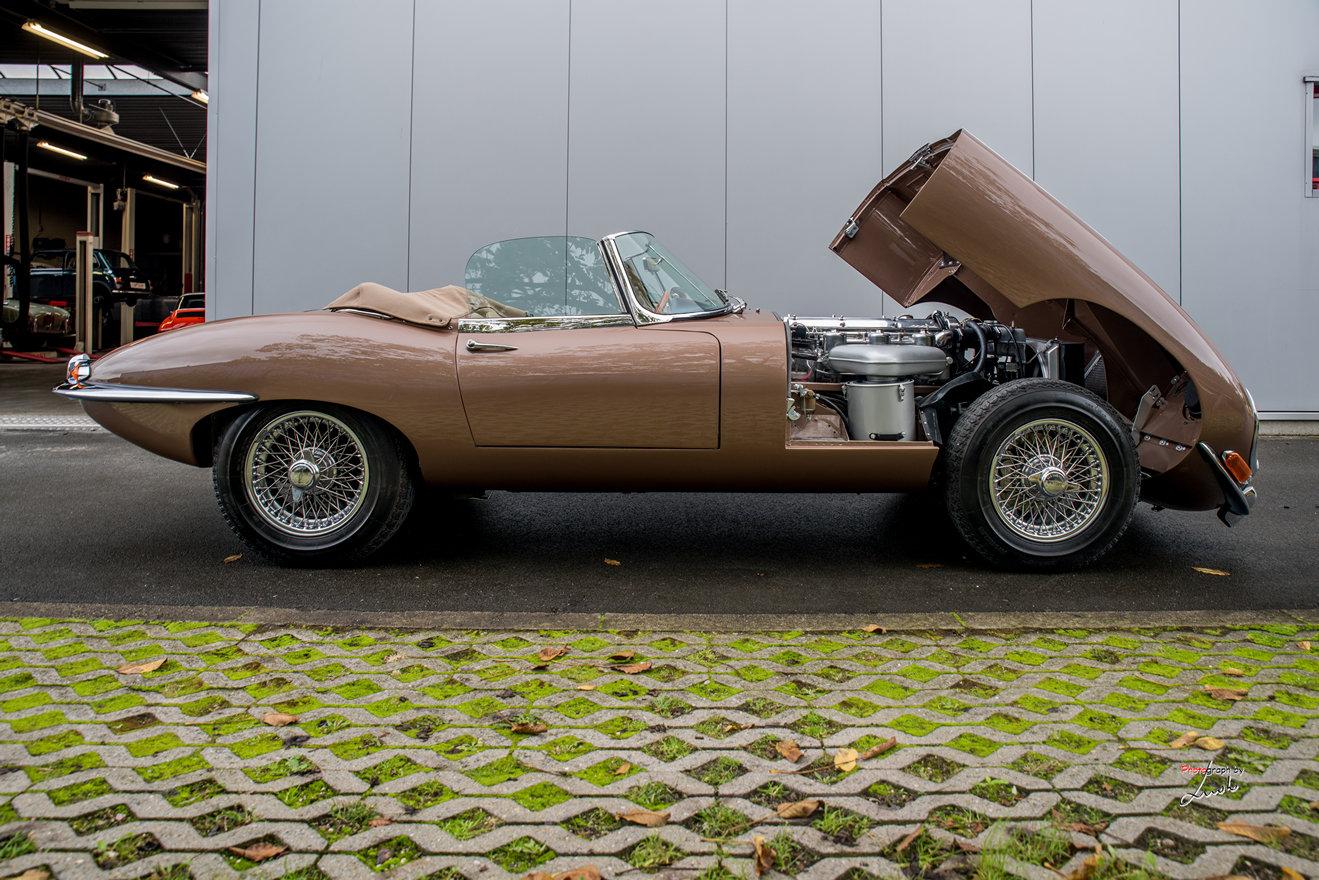 1961 Jaguar E-type Series 1 3.8 Flat Floor For Sale (picture 13 of 17)