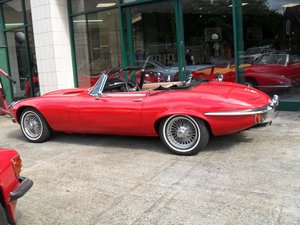Picture of 1973 Jaguar E Type V12 For Sale