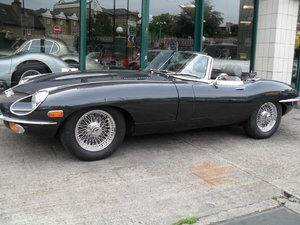 Picture of 1969 Jaguar E Type 4.2 Roadster For Sale