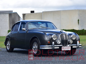 Picture of 1962 Jaguar Mk2 3.8 Litre Sports Saloon (Manual with O/D) For Sale
