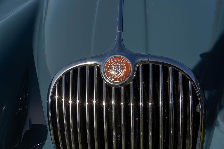 Jaguar XK 150 3.4 DHC 1957 For Sale (picture 2 of 17)