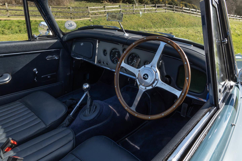 Jaguar XK 150 3.4 DHC 1957 For Sale (picture 9 of 17)