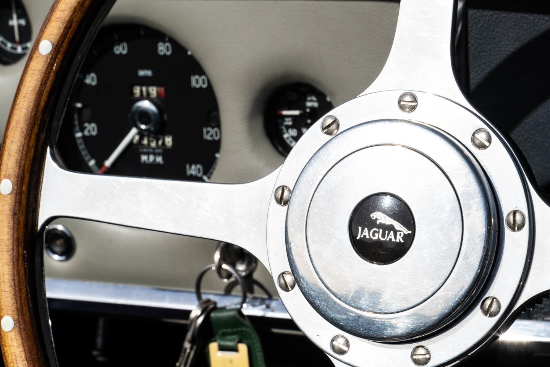 Jaguar XK 150 3.4 DHC 1957 For Sale (picture 16 of 17)