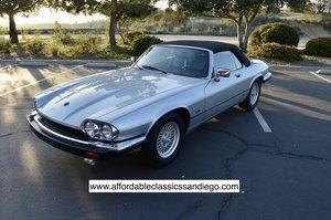 Picture of 1992 Jaguar XJS Convertible SOLD