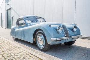 Picture of 1952 Jaguar XK 120 Fixed head coupe For Sale