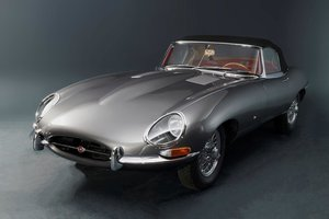 Picture of 1961 Jaguar E-Type 3.8 series 1 OBL Flat floor Roadster For Sale