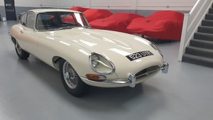 Picture of 1961 E Type 3.8lt fhc LHD Flat Floor For Sale