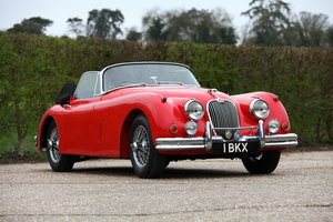 Picture of 1958 Jaguar XK150 DHC UK RHD matching numbers For Sale