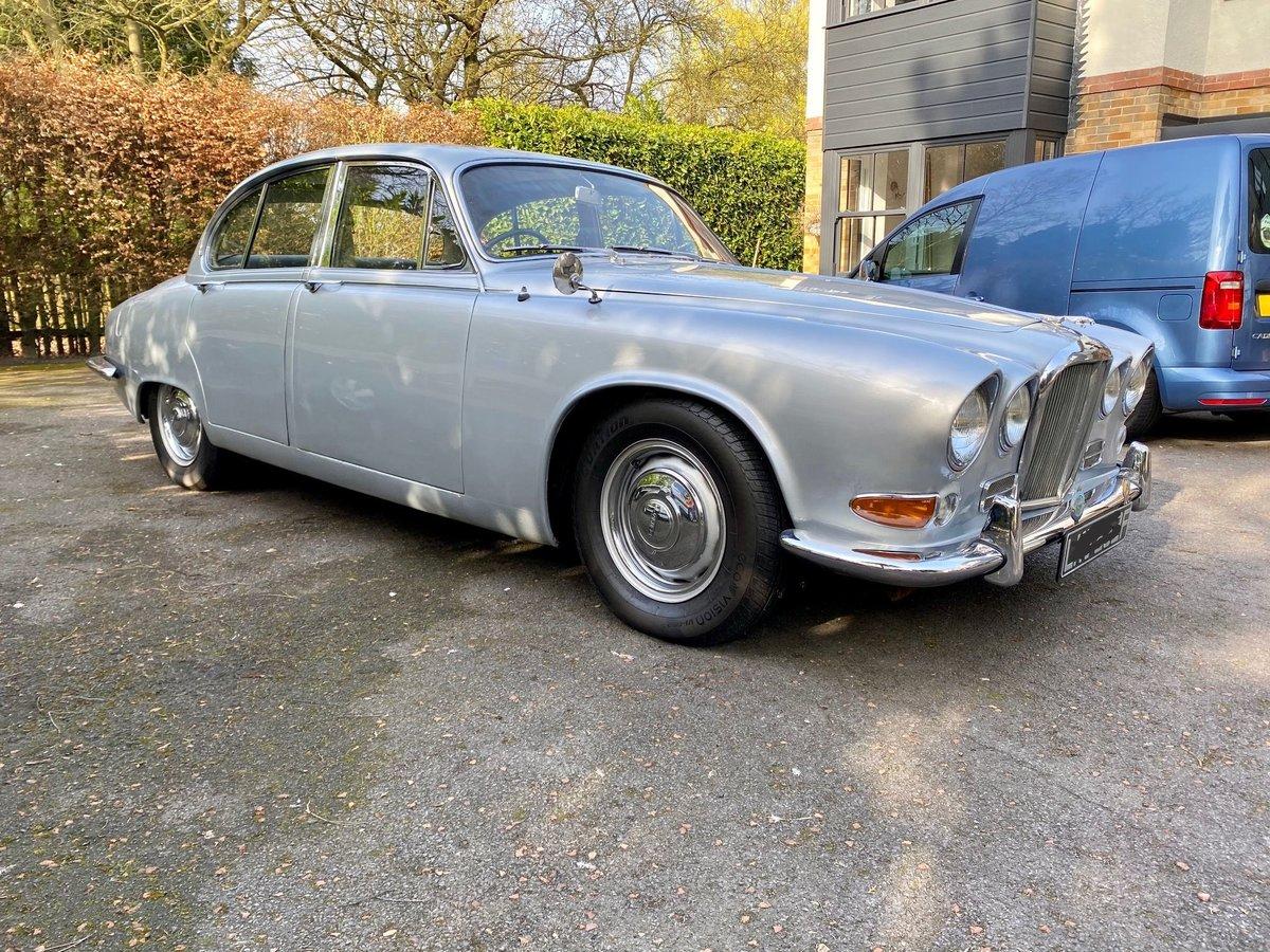 £11,995 : 1968 JAGUAR 420 For Sale (picture 12 of 12)