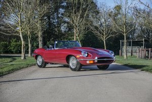 Picture of 1969 Jaguar E-Type Series II 4.2 Roadster For Sale